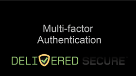Multi-factor Authentication Video